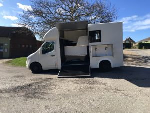 horsebox for hire in kent